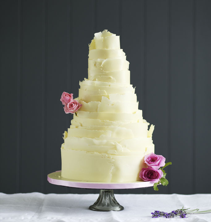 Wedding Cakes by Rosanne Hollowell, Sherborne, Dorset